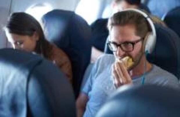 Как полёт на самолёте влияет на наши вкусовые предпочтения
