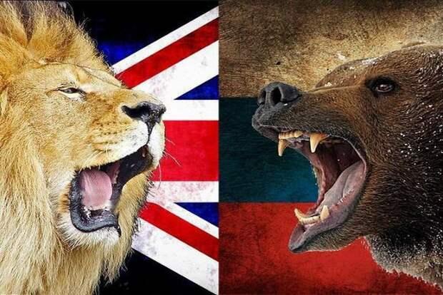 Беззубый британский лев переоценил свои возможности, объявив Россию врагом №1