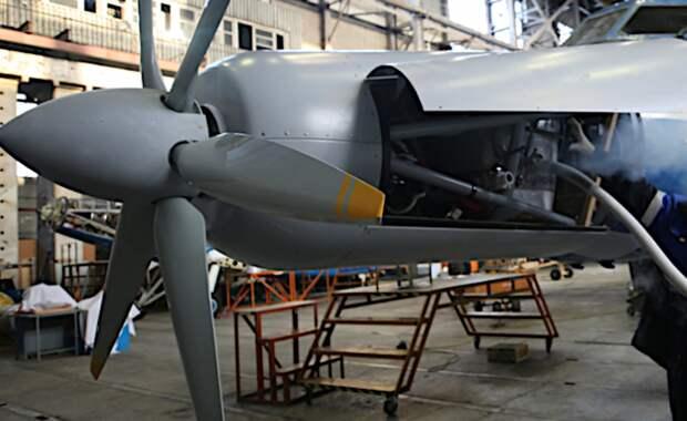 В России начались испытания первого гибридного авиадвигателя