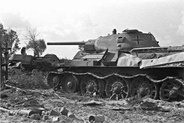 Panzerkampfwagen T-34 747(r)