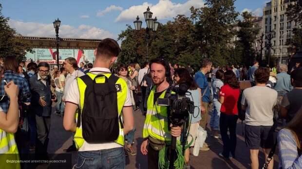 """Жители Хабаровска расстроили провокацию журналиста """"Настоящего времени"""""""