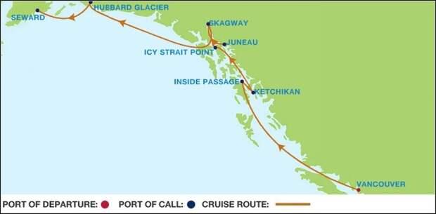 Alaska21 Такая впечатляющая Аляска