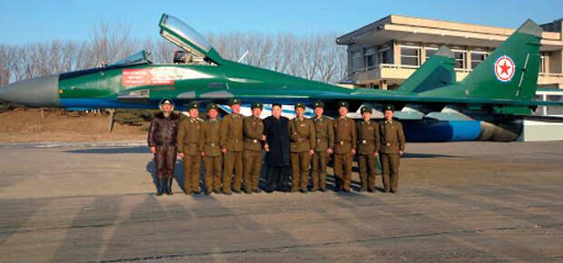 Ударный кулак Сонгун: Авиация КНДР