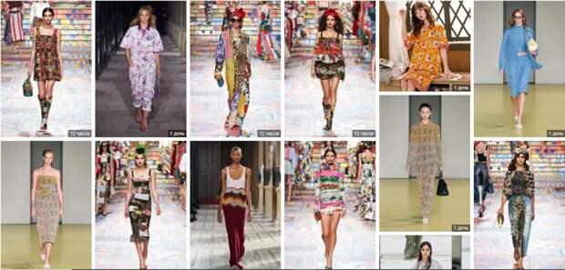 Весна-лето 2021. Основные тенденции женской моды