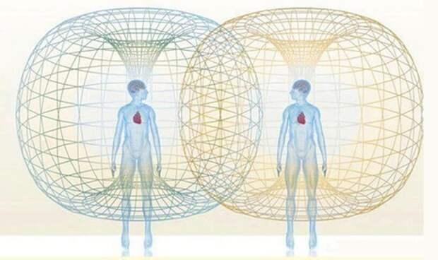 Молекула ДНК может исцелиться при помощи чувств человека