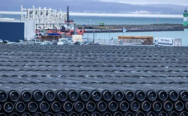 """Поставки по """"Северному потоку"""" возобновлены после 10-дневного планового ремонта"""