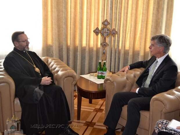 Униатское рождество «украинского православия», или Реквизит лжесвятынь