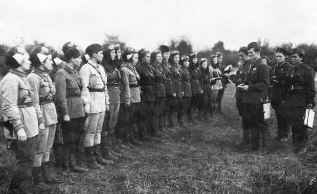 Советские чудо-женщины, наводившие ужас на нацистов