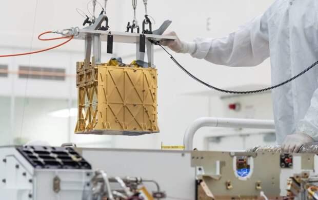 Кислород на Марсе: как его получили и что это значит для землян