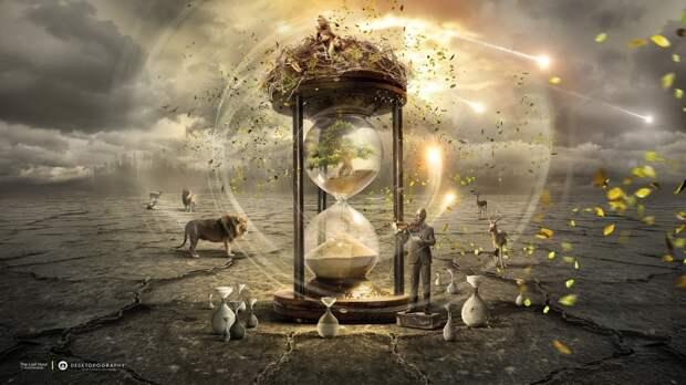 Человек и время (возникновение современной хронологии)
