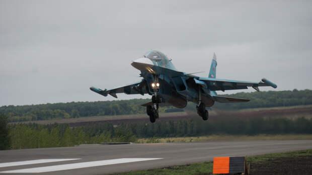 Сенатор от Республиканской партии США перепутала Су-34 ВКС РФ с американскими самолетами