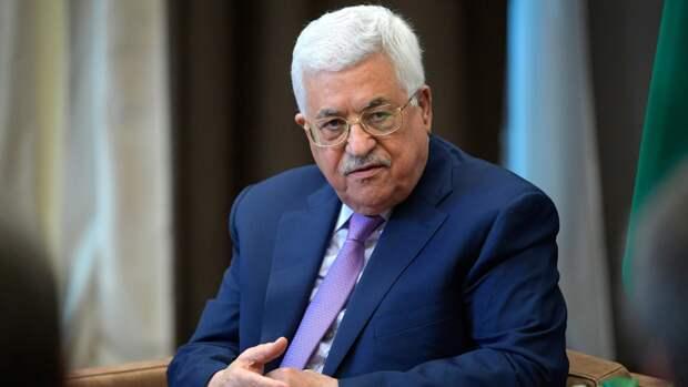 Президент Палестины отправился в Турцию с трехдневным визитом
