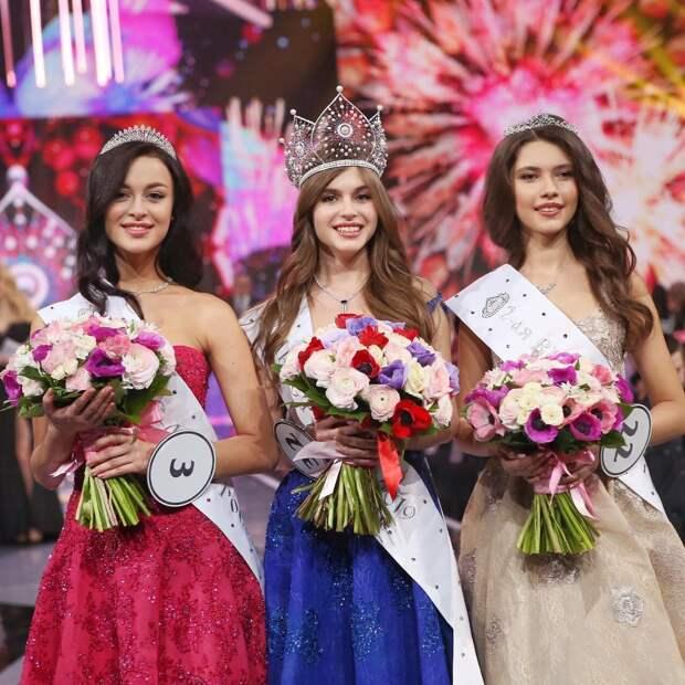 Стала известна победительница конкурса «Мисс Россия-2019»