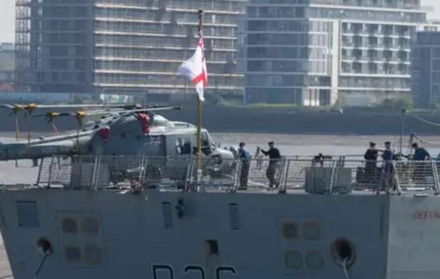 Sohu: британскую армию настигла карма после провокации в Черном море