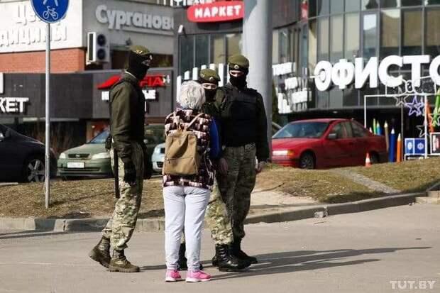 Победа: Лукашенко таки додавил Беломайдан