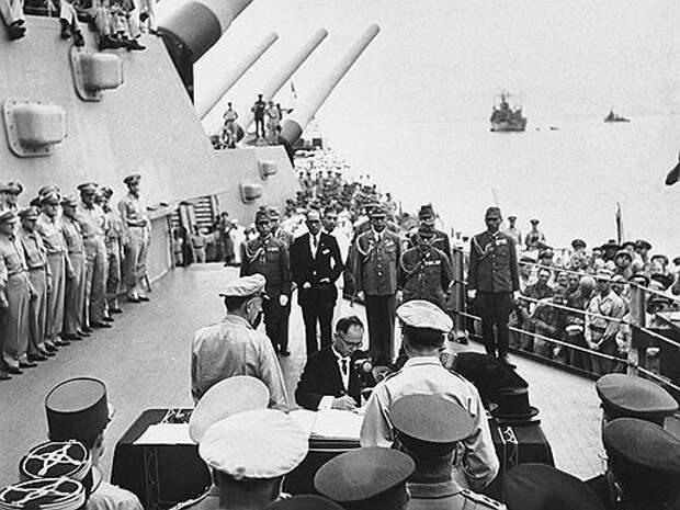 Взаимовыгодная капитуляция, или Почему США не так кичатся победой над Японией