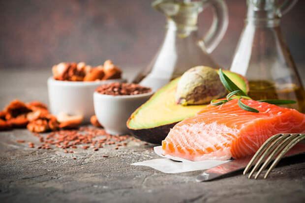 """10 продуктов, снижающих """"плохой"""" холестерин"""