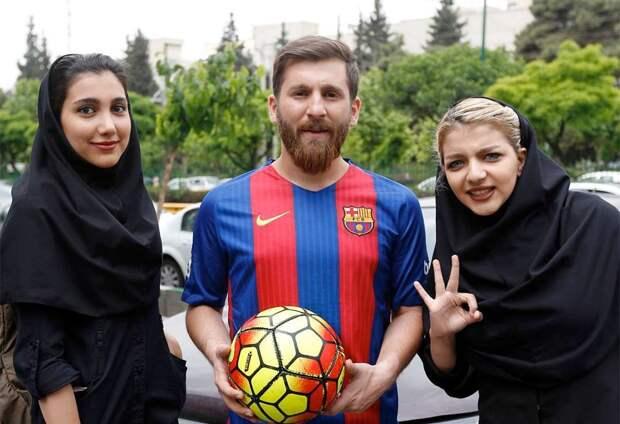 Иранского двойника Месси обвинили всовращении 23 девушек
