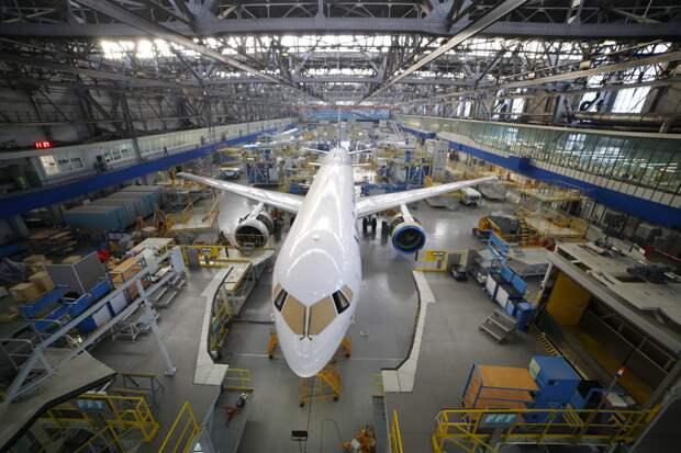 Авиапрому обещают золотые годы