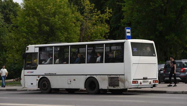 Женщина из Подольска сломала ногу из‑за неаккуратной езды водителя автобуса