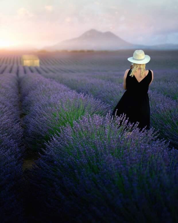 Захватывающие тревел-пейзажи Сэма Вибово