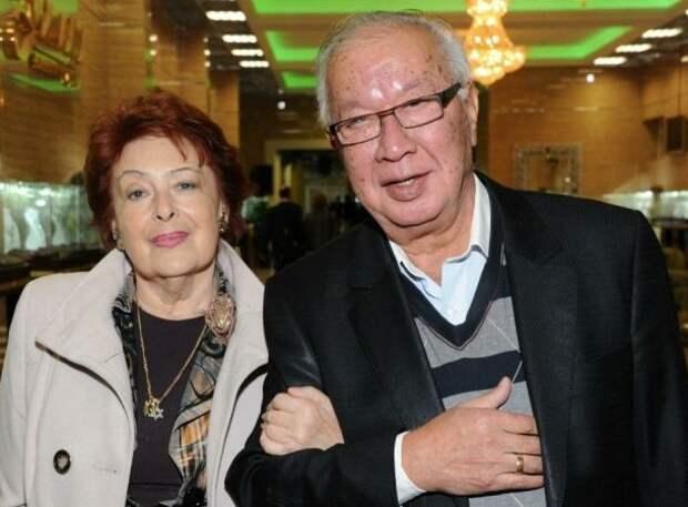 Алла Иошпе и Стахан Рахимов. / Фото: www.bimru.ru