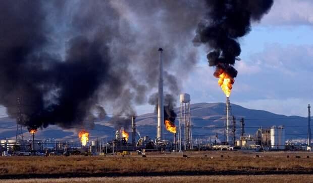 Добыча американского СПГ слишком загрязняет атмосферу метаном