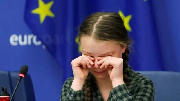 Маленькая девочка вбольшой политике или Технологии медиатизации протеста, ч.2