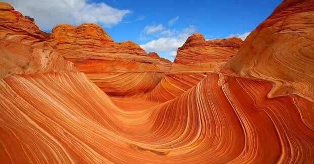 «Аризонская волна» – ад времён Юрского периода, куда стремятся туристы и фотографы
