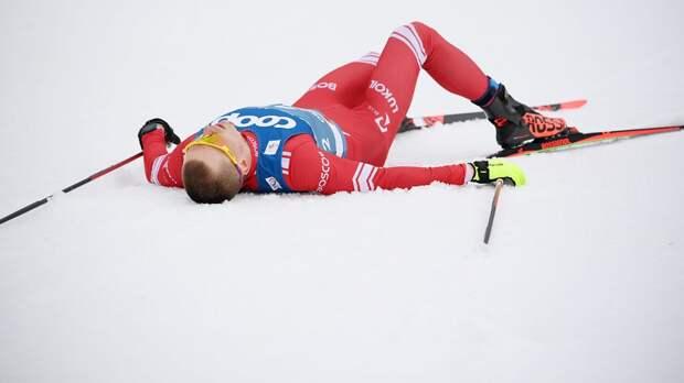 Норвежцы разнесли Большунова и всю Россию в коньковой гонке на чемпионате мира
