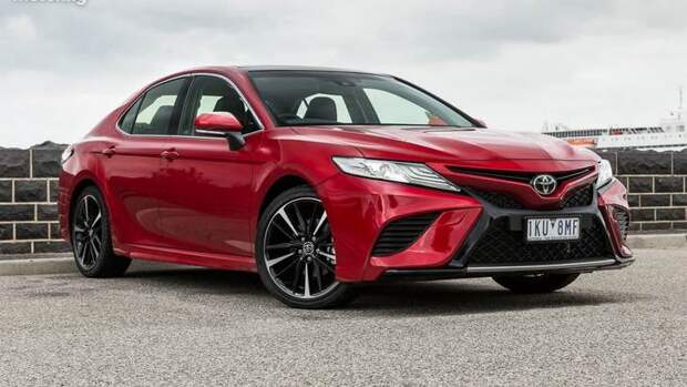 Топ-10 самых продаваемых автомобилей в мире