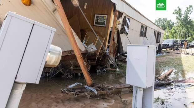 Из-за стихийного бедствия в Алабаме погибли 12 человек