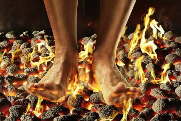 """Причины жжения в ногах: почему """"горят"""" ступни?"""