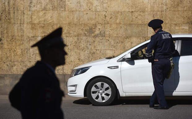 ГИБДД будет проверять водителей с помощью наркотестеров