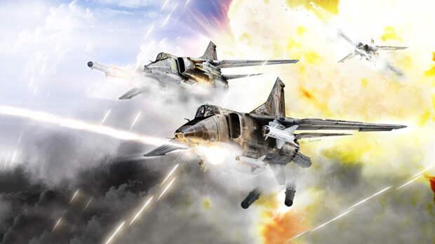 Бой между асом ВВС США и искусственным интеллектом!