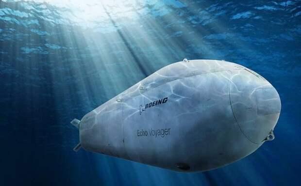 США готовят подводные дроны