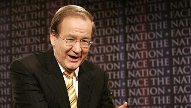 Американский политик и публицист Патрик Бьюкенен. Архивное фото