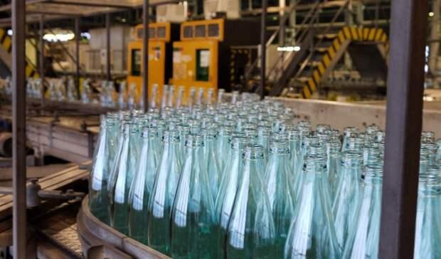 «Сибстекло» запустило крупнейшую стекловаренную печь вработу