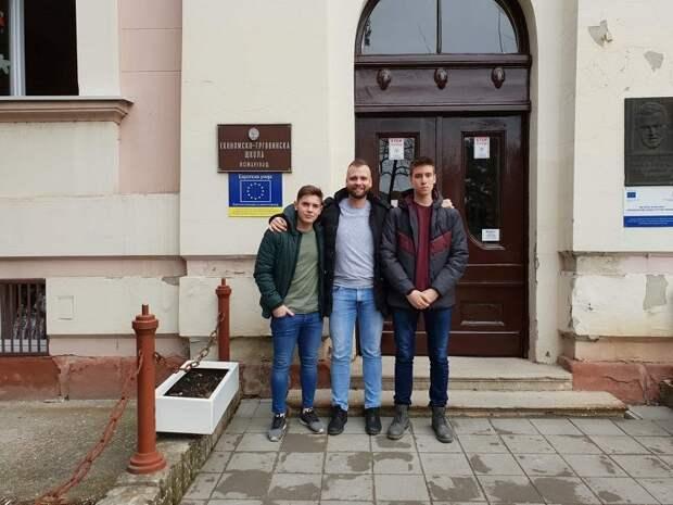 «Не хлебом единым», или чем удивит публику команда молодых сербских поваров
