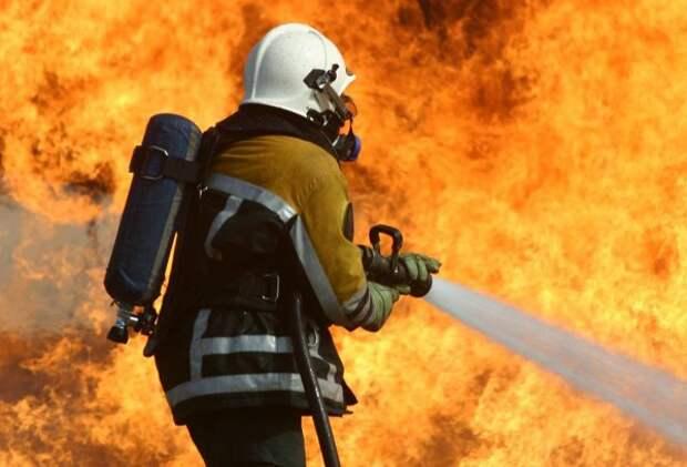 В Иркутске от огня в ТЦ пострадали дети (ВИДЕО)
