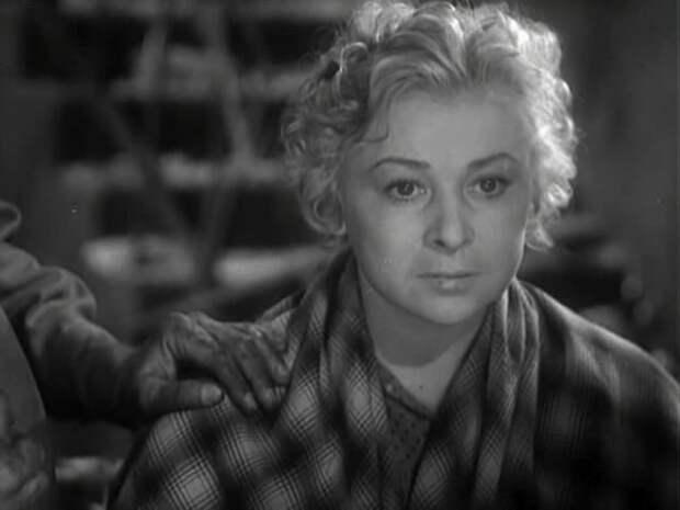 """Валентина Серова (Valentina Serova) - """"Бессмертный гарнизон"""" (1956)"""