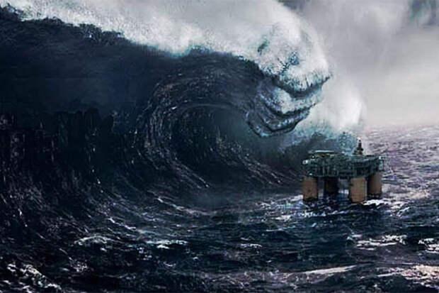 Волна ураган