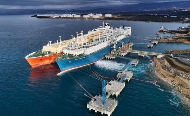 После американского СПГ Хорватия возвращается нароссийский газ