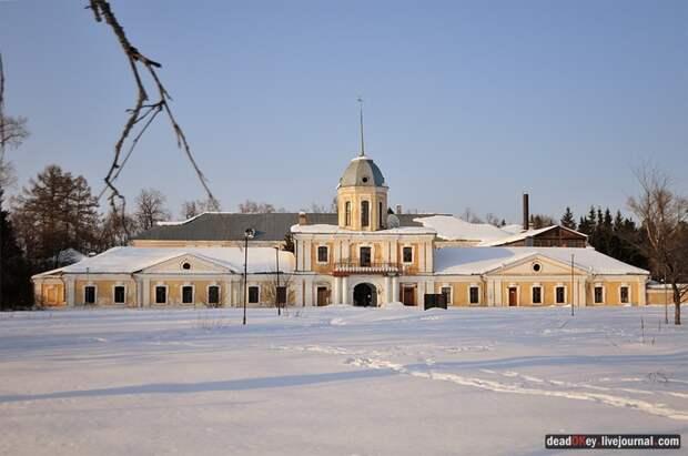Усадьба Андреевское, Владимирская область