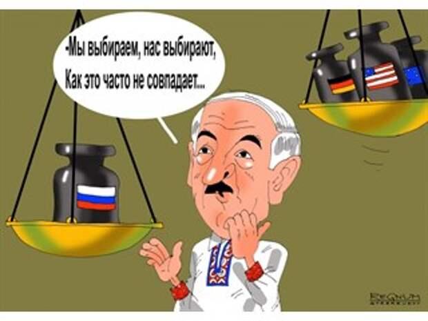 В бой идёт гвардия Макея: Лукашенко вновь торгует русофобией