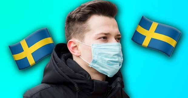 Швеция не вводила карантин и запрещала носить маски в больницах. Что из этого получилось?