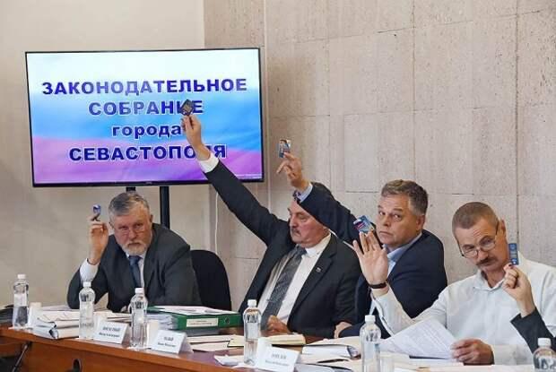 КПД севастопольских депутатов