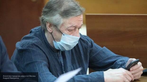 Ефремов написал письмо из СИЗО о своих сожалениях