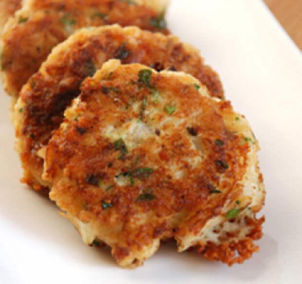 Котлеты из цветной капусты с сыром - вкусное и очень полезное блюдо для взрослых и детей!