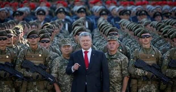 Украинцы считают, что Россию можно «разгромить в пыль»